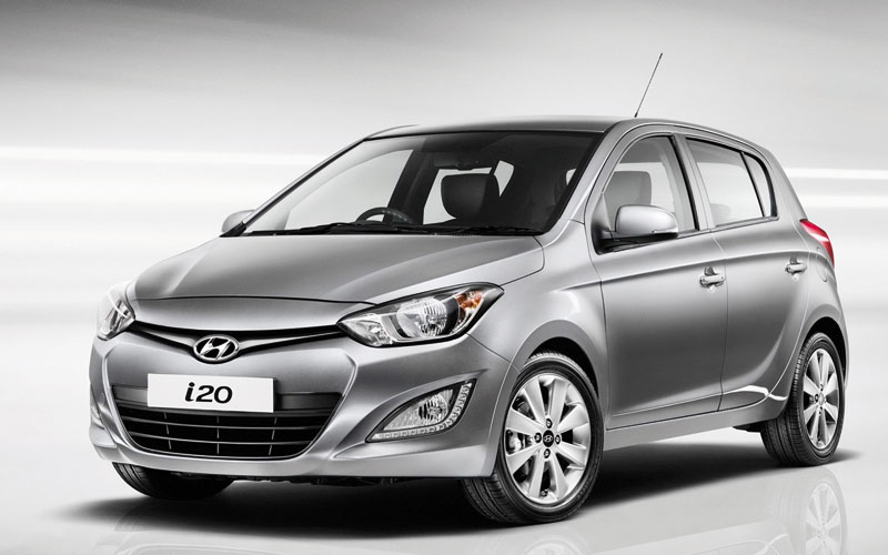 Hyundai i20: Micro citadine très « in » !