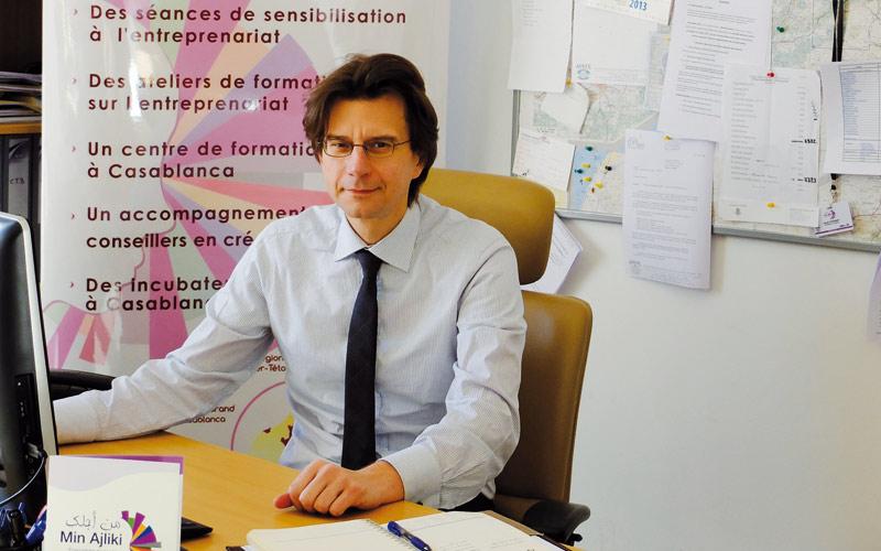 Benoît Stievenart: L'entrepreneuriat féminin soutenu par la Belgique
