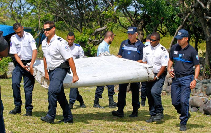 MH370 : l'origine du débris d'aile connue cette semaine