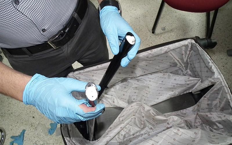 Aéroport Mohammed V : Arrestation d'une Sierra-Léonaise en possession de 10 kgs de cocaïne