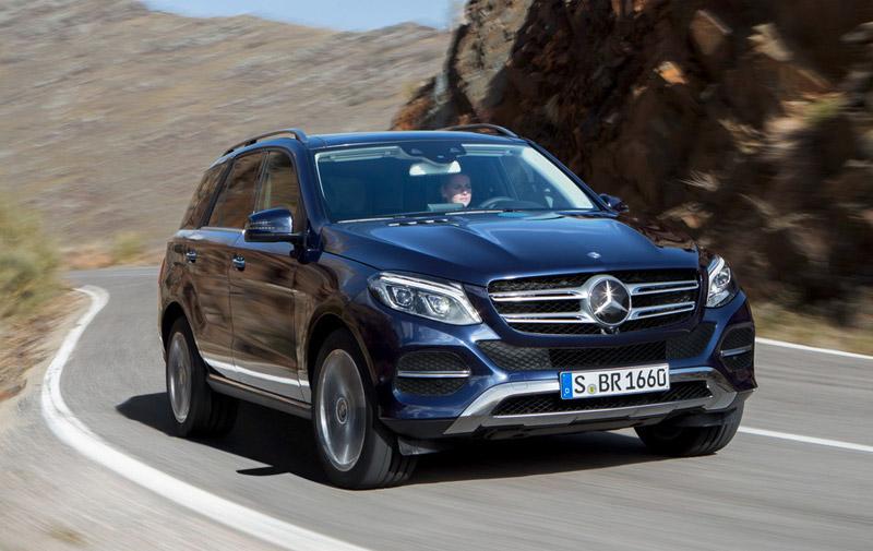 Test drives, Mercedes GLC, GLE et GLE coupé: La nouvelle nomenclature de l'étoile