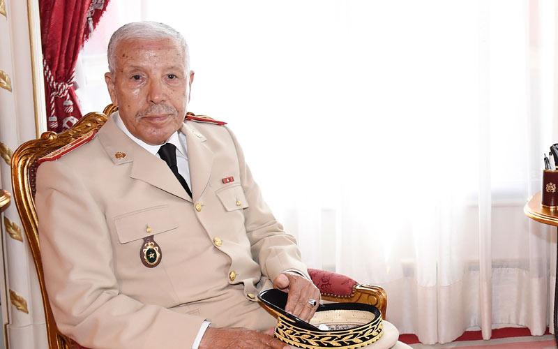 Le Général de Corps d'Armée Bouchaib Arroub en visite aux Etats-Unis