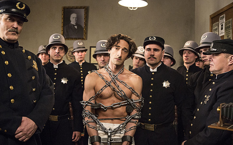 Houdini, la mini-série