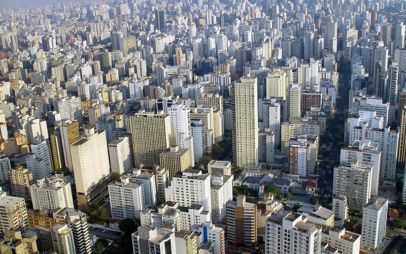 Une grave crise d'eau menace la capitale économique du Brésil