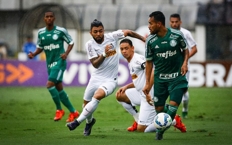 Football : La RAM, sponsor de l'équipe du Santos FC