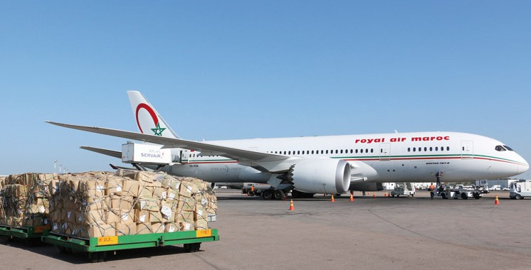 Royal Air Maroc: Reprise à compter de ce lundi des vols Rabat-Bruxelles