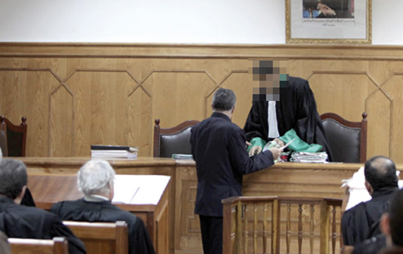 Trois  magistrats révoqués