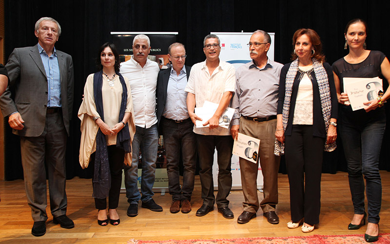 Prix Grand Atlas 2014: Moha Souag, Halima Hamdane et Abdellah Baida récompensés