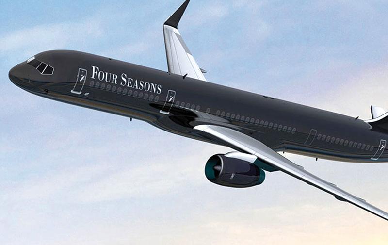 Tourisme haut de gamme: Le Four Seasons Private Jet à Marrakech
