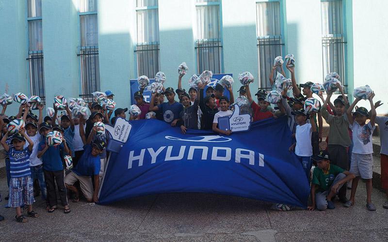 Hyundai Maroc : Le Mondial de football du Brésil n'est pas encore fini !