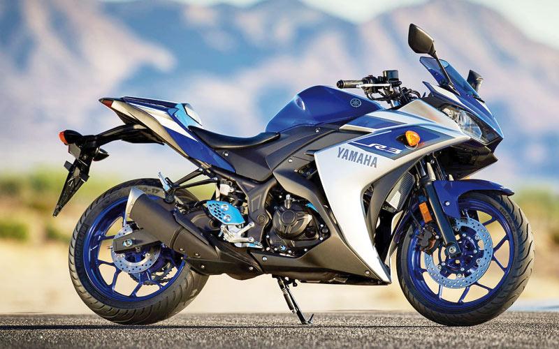 Yamaha YZF-R3: Une Yam qui ne manque pas d'«R»…