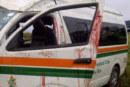 Zambie/Accident : Trois internationaux forfaits pour la CAN 2015