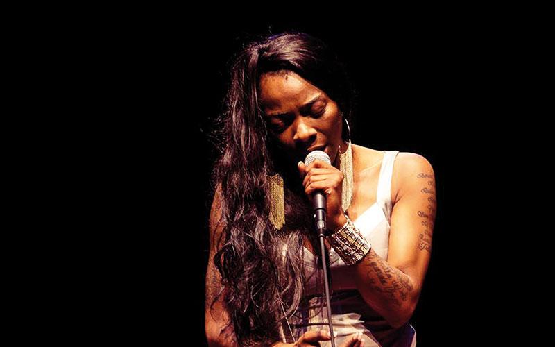 Tanjazz 2014 : Sous le charme de Concha Buika  et Cecile McLorin Salvant
