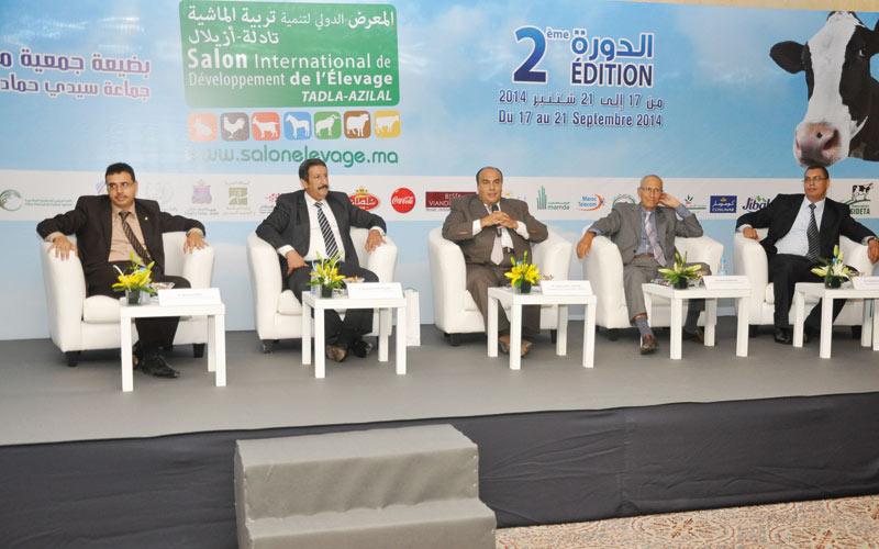 Salon international de développement de l'élevage Tadla-Azilal: L'innovation au cœur de la deuxième édition
