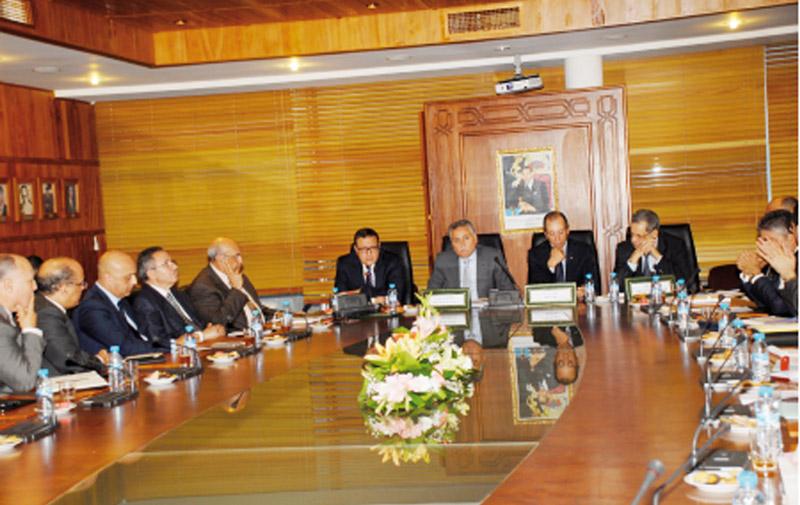Une commission de haut niveau à l'écoute de la FNPI