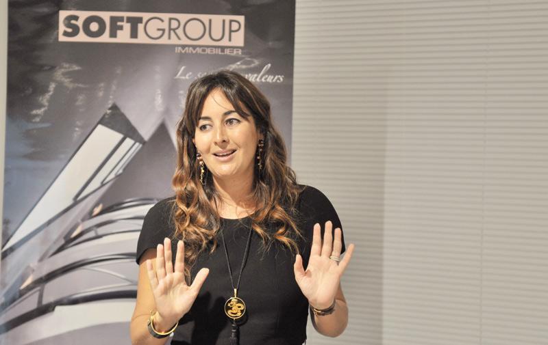 Softgroup  Immobilier  réalise une  croissance à deux chiffres