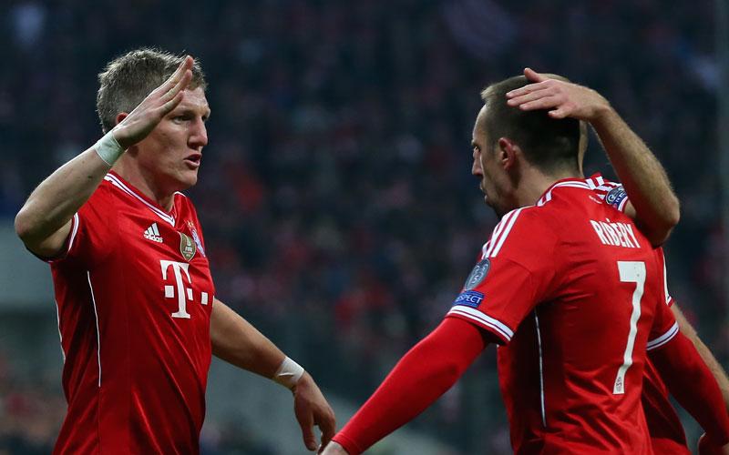 Ligue des champions : l'Atletico et le Bayern en quarts, Arsenal et l'AC Milan à la trappe