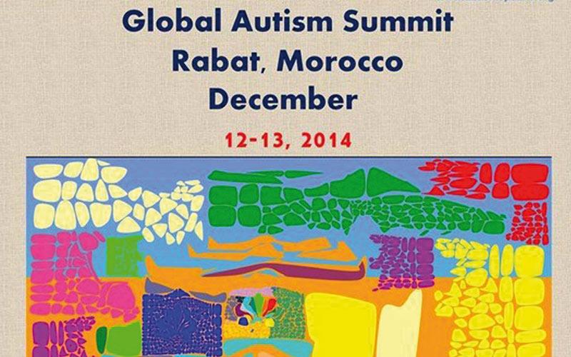 Le Sommet mondial de l'autisme à Rabat