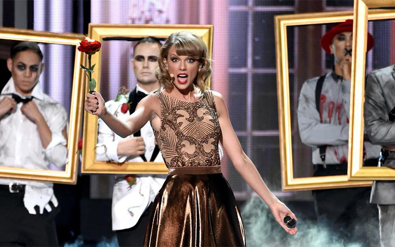 American Music Awards 2014 : la liste des gagnants