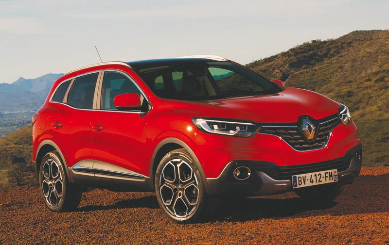 Renault Kadjar : Immersion vidéo !