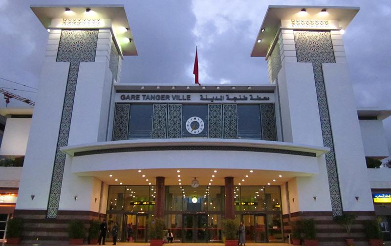 Réouverture de la Gare ferroviaire de Tanger ville