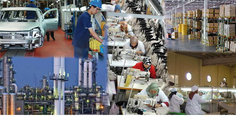 Production industrielle et minière: HCP dévoile les tops et flops du 3ème trimestre