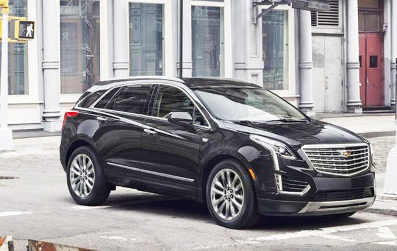 Cadillac s'offre un nouveau SUV