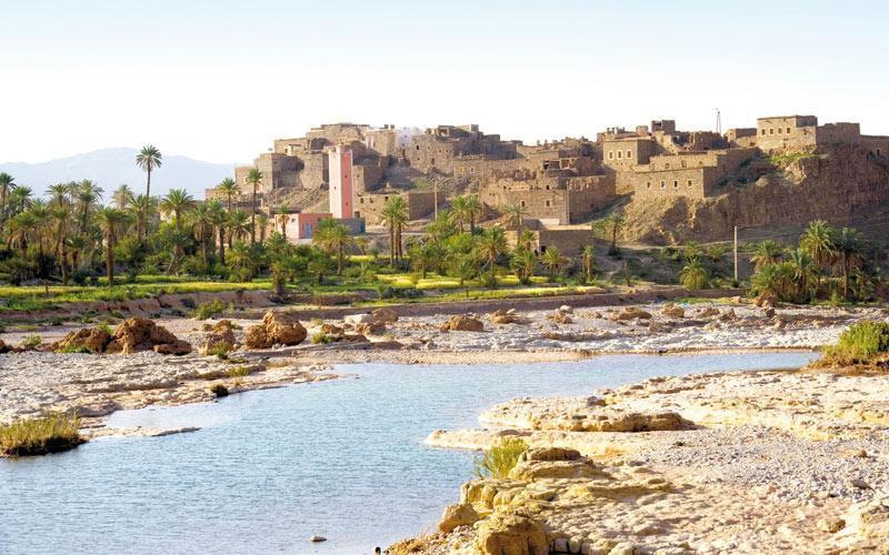 Assa-Zag : L'oasis, levier de développement local