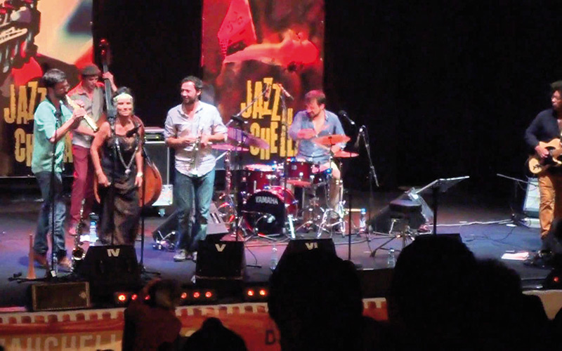 Chellah accueillera le Festival du Jazz  en septembre 2015