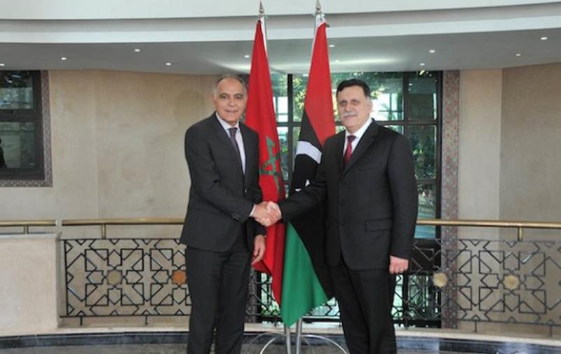 Le Maroc salue l'annonce de la formation d'un gouvernement d'union nationale en Libye