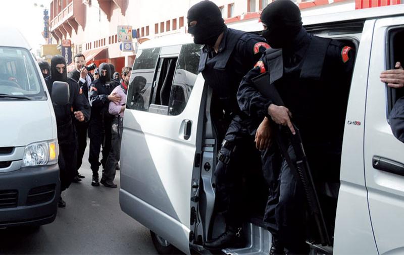Dar Bouazza: Démantèlement d'une cellule terroriste de 7 éléments