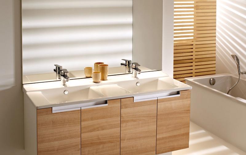 Jacob Delafon met du style dans les salles  de bains: Robinetterie, cuvettes, vasques…