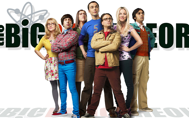 L'exposition « The Big Bang Theory »