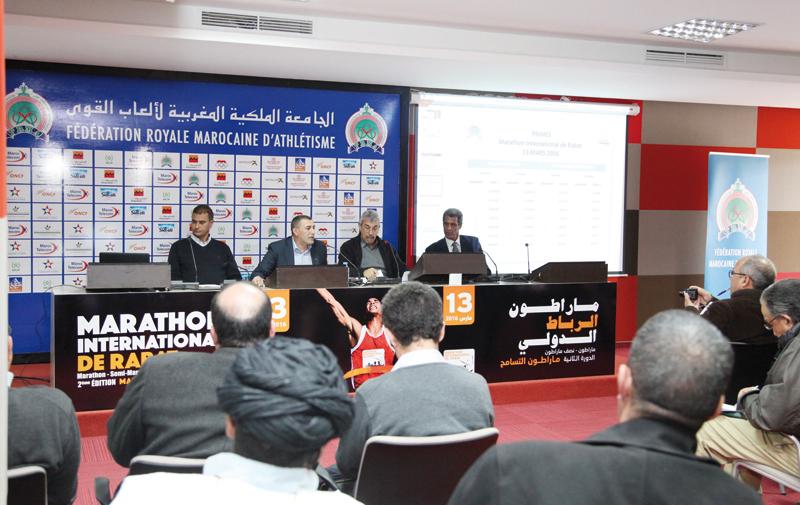 Marathon international de Rabat: Nouvelle édition, nouveau parcours