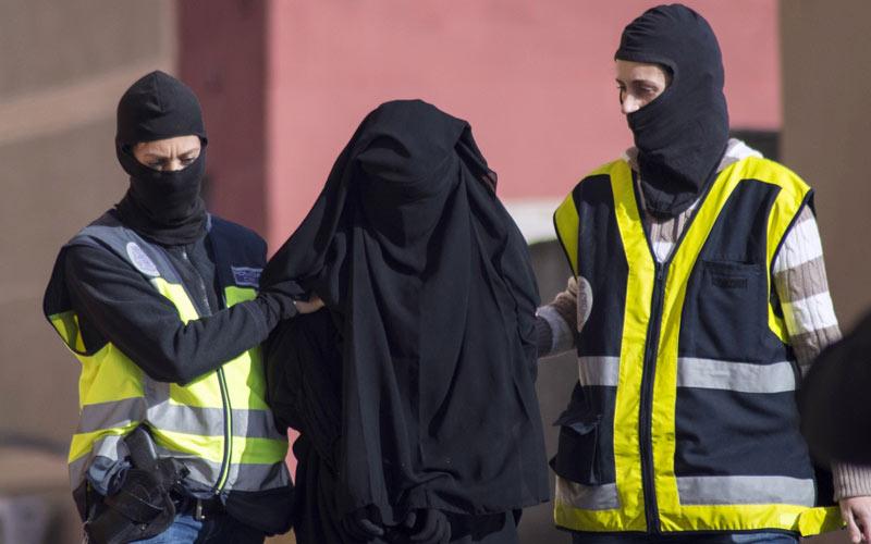 Melilia: démantèlement d'un réseau qui recrute pour Daesh via facebook