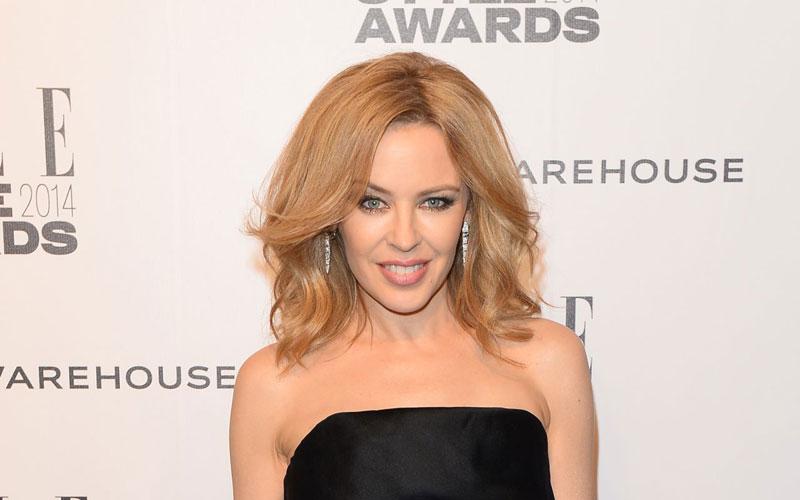 Kylie Minogue : «Travailler avec Madonna, ce serait vraiment génial !»