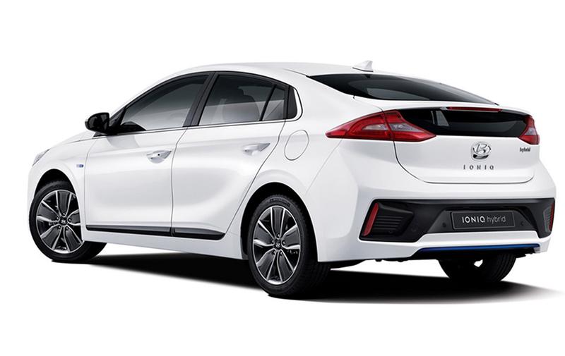Hyundai sort un SUV  hybride nommé Ioniq