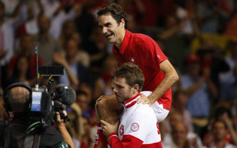 Coupe Davis : Federer et la Suisse affronteront la France en finale