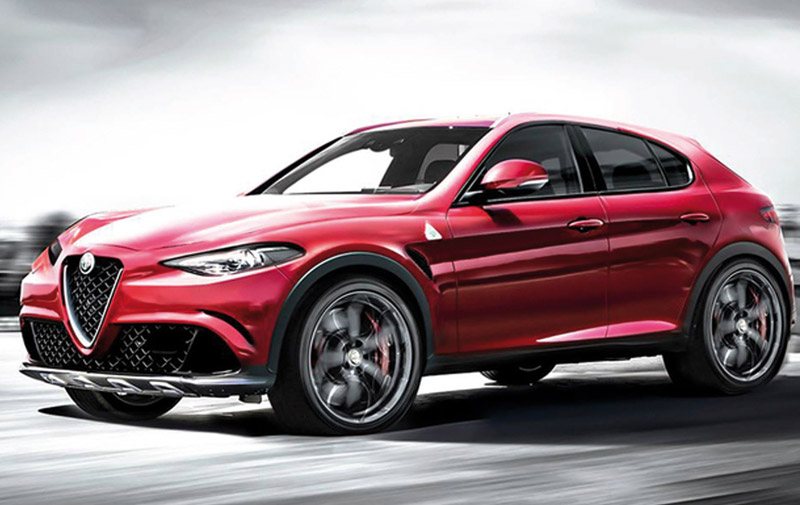 Alfa Romeo : Un premier SUV très fantasmé