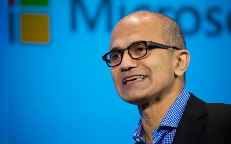 85 millions de dollars pour le PDG de Microsoft en 2014