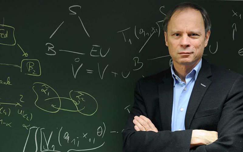 Le prix Nobel d'économie au Français Jean Tirole, de l'université de Toulouse