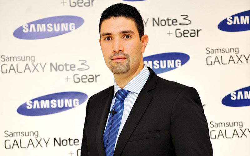 Un nouveau directeur marketing pour  Samsung Maroc
