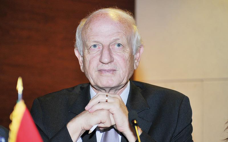 Entretien avec André Azoulay, Membre du jury Takreem