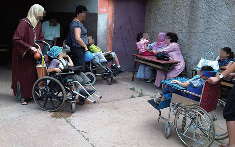 Lancement d'un Fonds destiné aux personnes en situation de handicap
