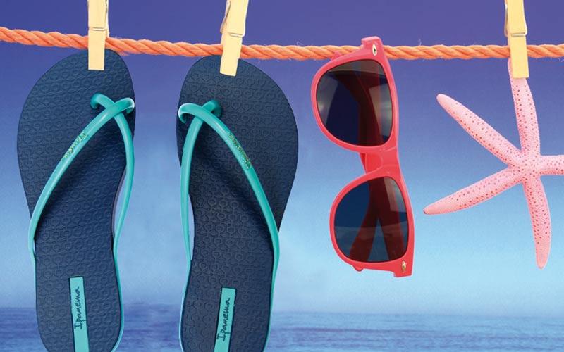 Achetez vos tongs Ipanema en ligne !