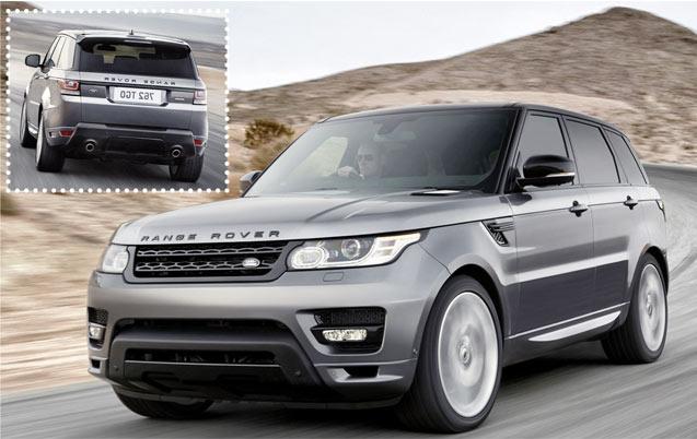 Range Rover Sport: Mastodonte de standing