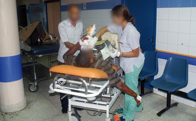 Tanger: Un mort et cinq blessés dans un accident de la circulation en périmètre urbain