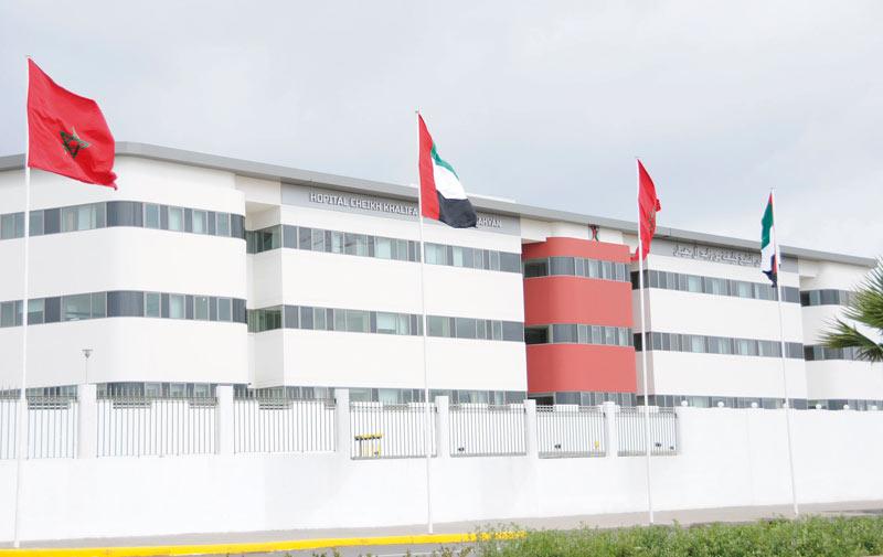 Quatre mois après son ouverture: L'hôpital Cheikh Khalifa dépasse les 16.000 patients