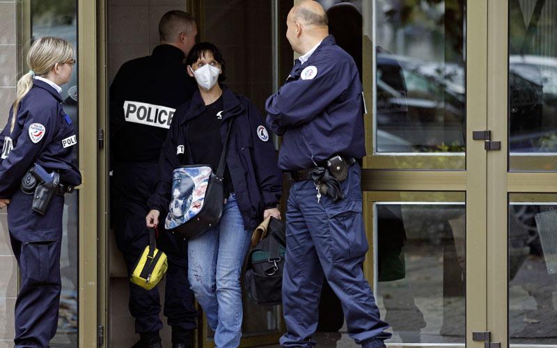 France: 43 policiers se sont suicidés depuis le début de 2014