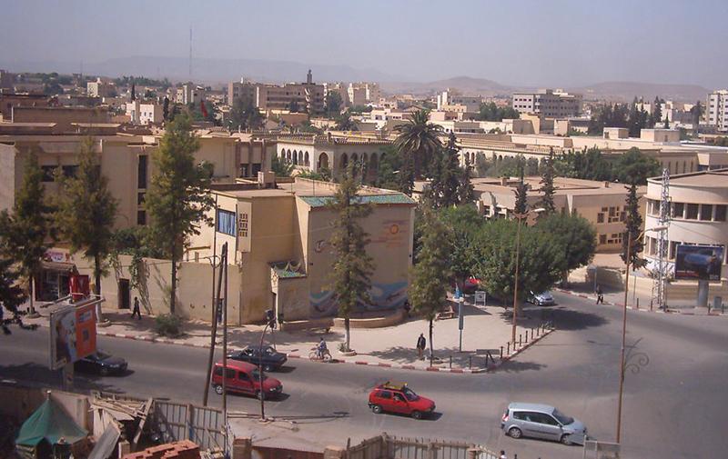 Vision «Oujda 2020» :Une ville qui se met au vert